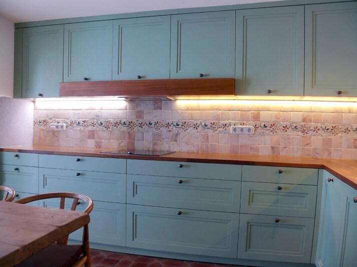 Dominox encimera de cocina de madera 4 - Encimeras de cocina de madera ...