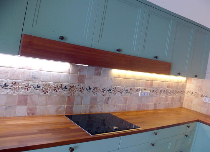 Dominox encimera de cocina de madera 4 - Encimeras de madera maciza ...
