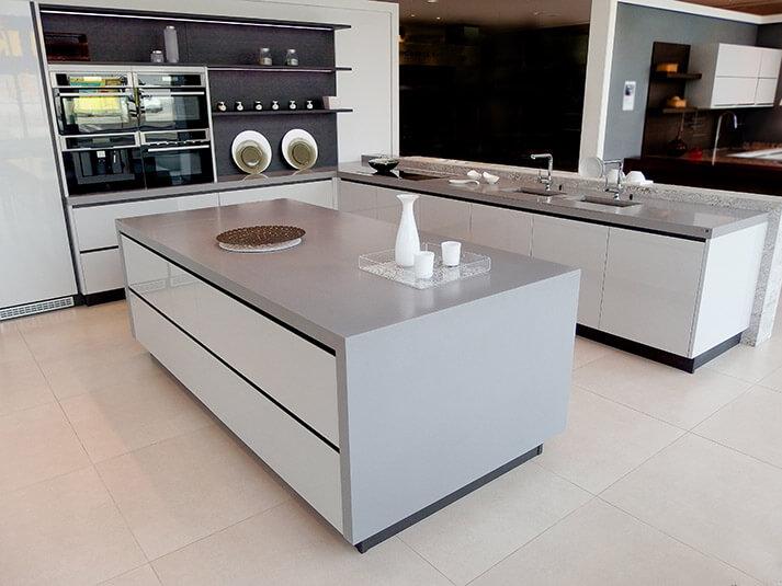 Dominox taulell de cuina en kri n 10 - Encimeras de cocina aglomerado ...